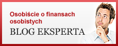Finanse osobiste - blog eksperta